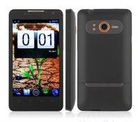 Мобильный телефон 4.3 inch android 4.0 dual sim MTK6575 3G smartphone HD7
