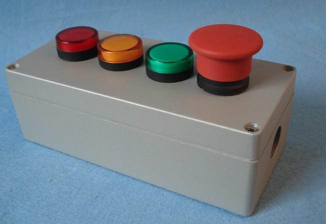 IP67 custom aluminum box large