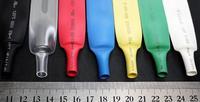 Электроизоляционный материал 14mm Black/ Transparent/ Red/ Blue/ Yellow/ Green/ White Heat shrinkable tube Insulation Shrink Tube