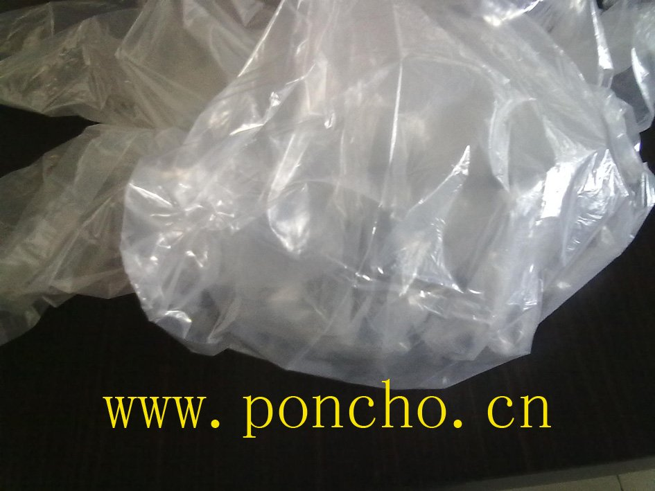 plastic film rolls for making rain poncho