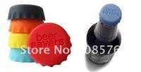 Крышки, Пробки для бутылок 6pcs/set Silicone Bottle Cap, bottle cover 30set/lot