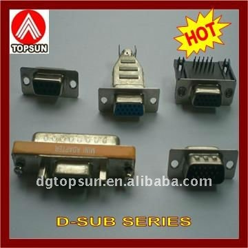 for Monitor VGA D-SUB Connector R232 Cable