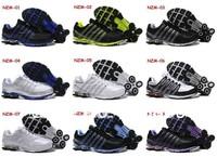 Мужская обувь для бега Men's Running shoes price.100 ! NZ Air ( ) shox Air Athletic Shoes Шнуровка