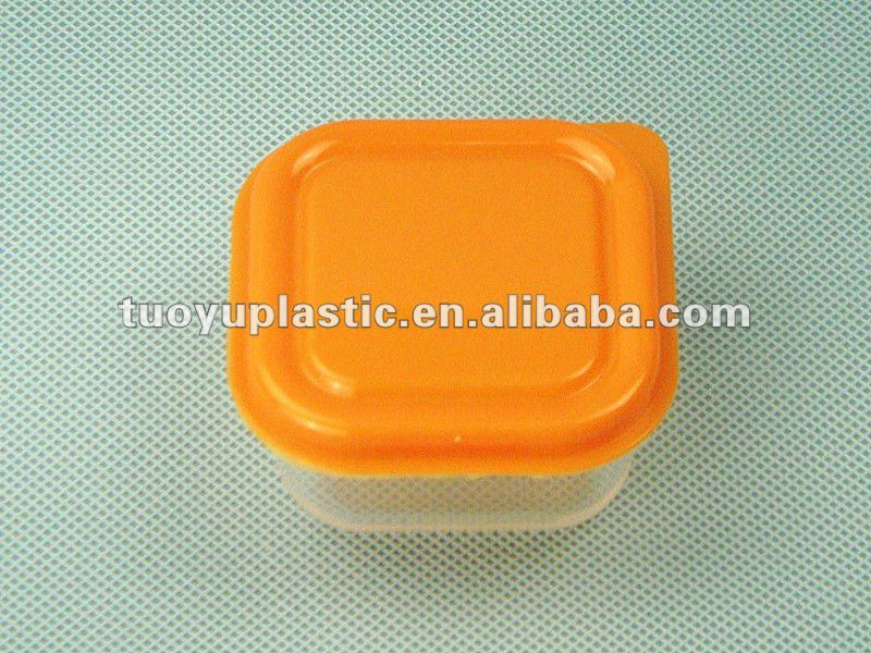 Plastic 8pack mini containers