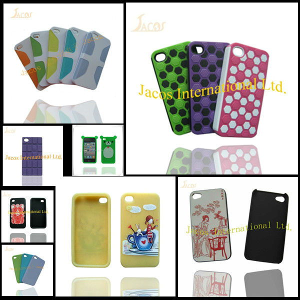 electroplater pc cheap mobile phone case for iphone 5/5s
