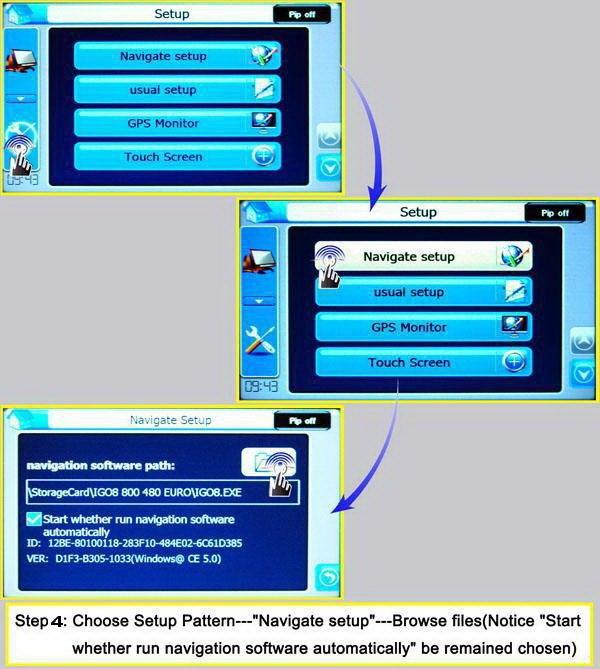 IGO Maps Tomtom iGO Garmin Sygic Navigon Cars GPS