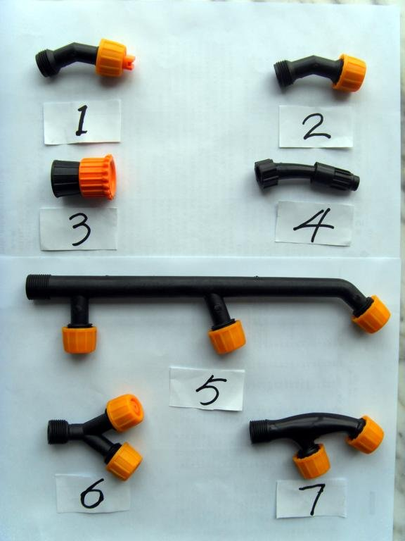 knapsack sprayer nozzles