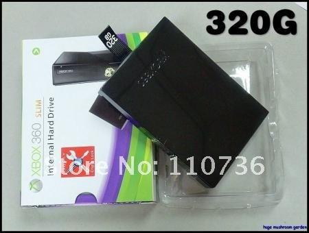 Product Description Xbox 360 Slim External Hard Drive