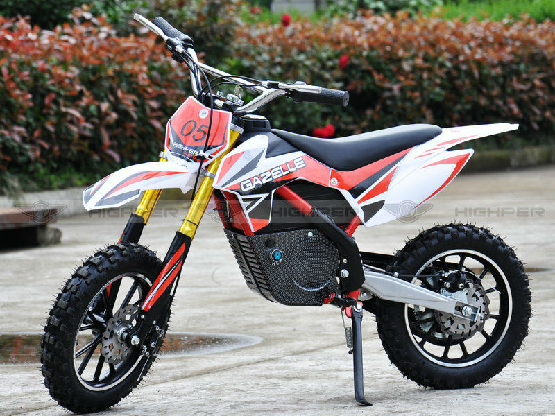 500W Electric Mini Motorcycle For Kids (HP110E-C)