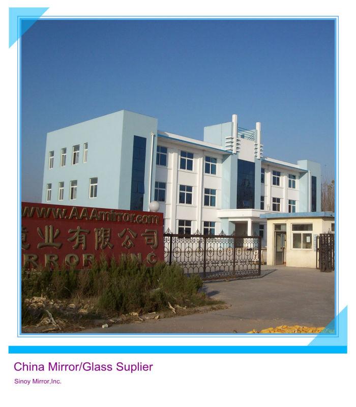 Chine marque usine sinoy crackle verre mosa que miroir for Miroir incassable ikea