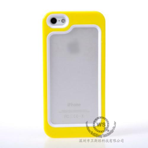 Plastic Bumper Case For iPhone 5 5S