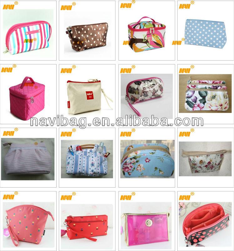 China direct bag factory produce make up brush bag(NV-CSA042)