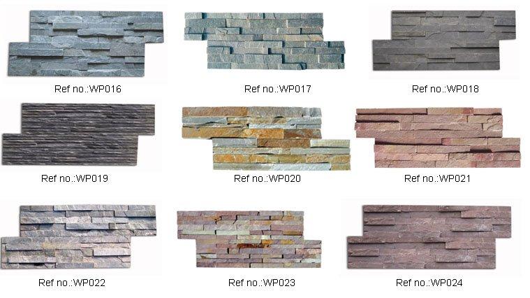 Quartz Stacked Stone Tile