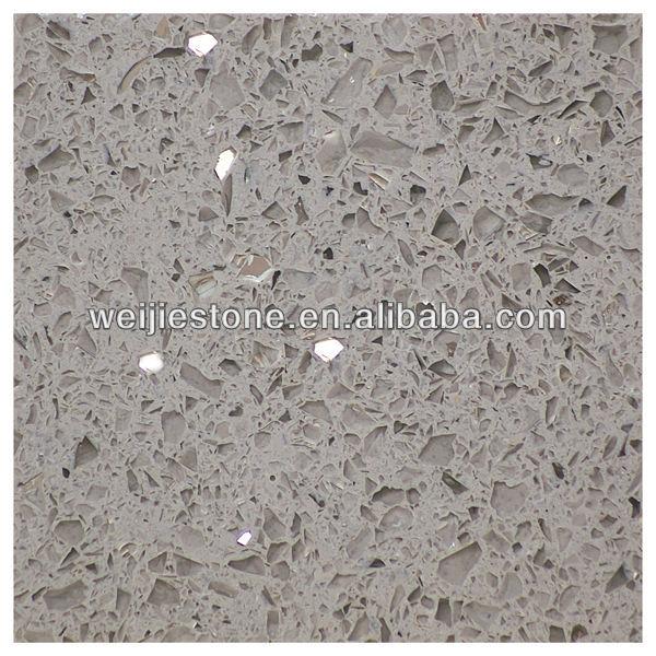 Grey Quartz Stone Quartz Stone Light Grey