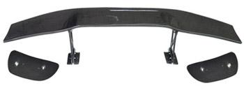 Big Universal Rear Spoilers Carbon Fiber Trunk Wing(180CM width&37CM height)