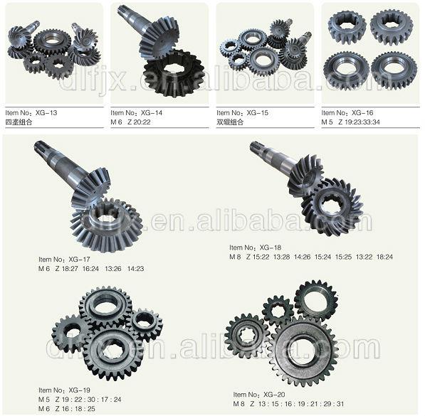 ratavator gear 12
