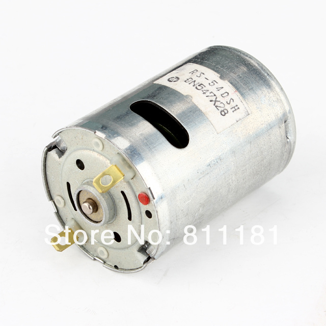 Dc Motor 12v 10000 Rpm Gear Motor For Electric Screwdrive