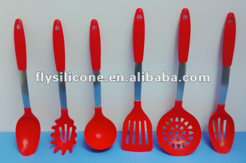 Names of kitchen utensils 6pcs essential kitchen tools for Kitchen tool 6pcs set