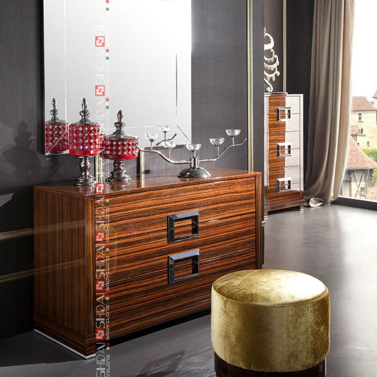 Camera da letto di lusso set, usato mobili camera da letto per la ...