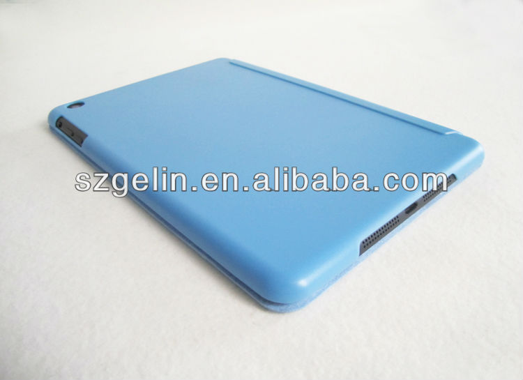 magnetic 7.9 inch with sleep and wake up function designer for mini ipad smart cover