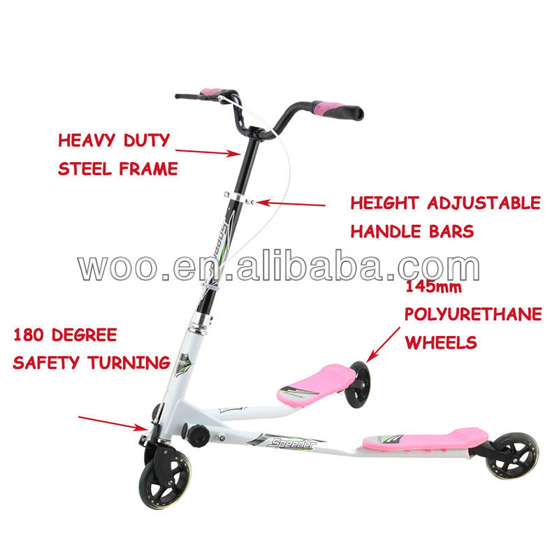 2013 best mini micro scooter sale for kids in aodi in world