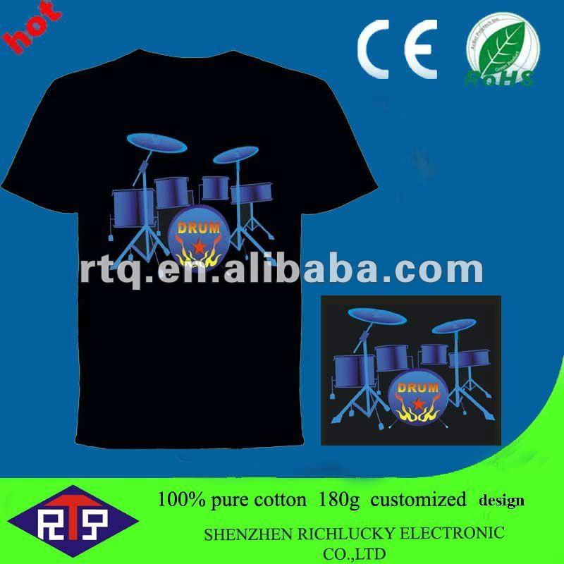 US dollars Sound active El T-shirt
