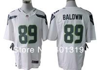 Мужская футболка для регби MEN'S ELITE jerseys Seahawks 3 Wilson color white dark blue size 40 44 48 52 56 60