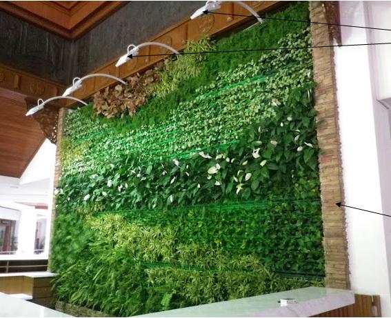2014 World Vertical Garden Soilclay Pellets Also For