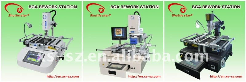 Shuttle Star New cheap model MT280 best economic BGA rework station machine