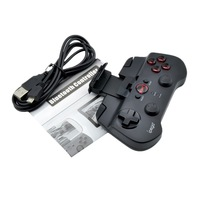 Геймпад High quality wireless Bluetooth Game Controller for iPhone 5 5G 4S iPad 2 3 mini iPod Nano 5