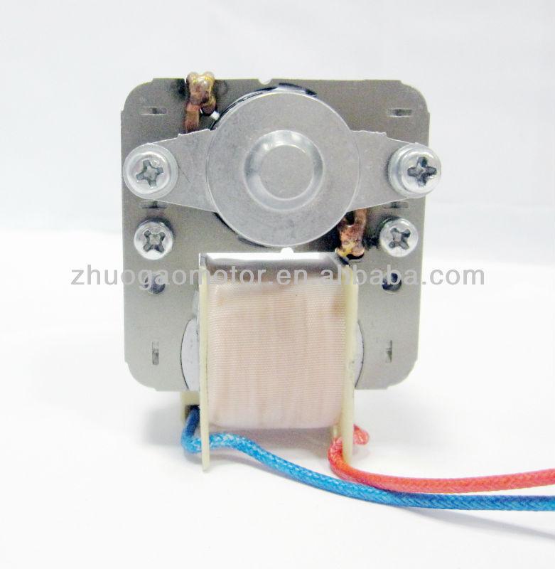 YJ48-15shaded pole fan motor