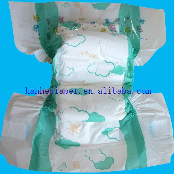 Produtos descartáveis Bebê Chinês