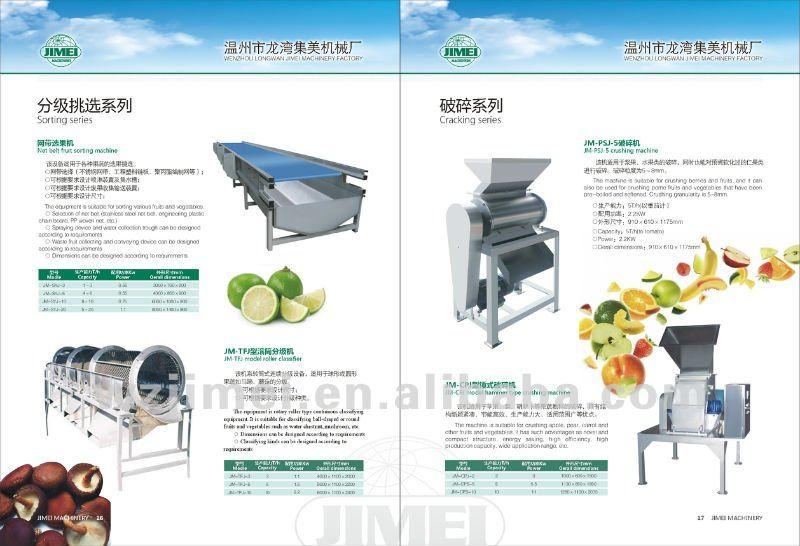 food crusher machine