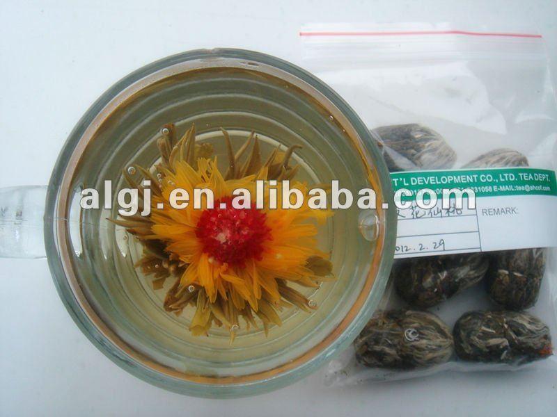 """Blooming Tea """"shuang hua xian tao"""""""