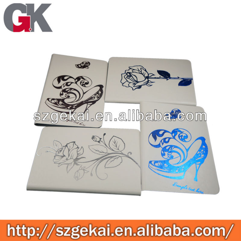 for ipad mini leather case cover/for ipad cover skin stand case smart cover