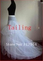 Free shipping 2012 in Stock pretty Petticoat For Bridal Ball Gowns Mermaid A-line Court Wedding Dresses Prom Dress for bridal 54
