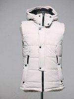 осень / зима молнии с капюшоном жилет мужчин карманы отдыха твердое пальто мода джемпер черный / белый M-XXL хлопка вершин мужской одежды