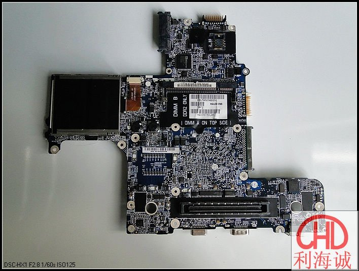 D620 laptop motherboard for dell intel cpu almost new fully tested and