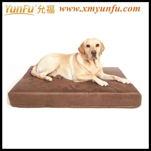 Orthopadische Betten Hund Dog Wood Alabama Hundebett Gr N