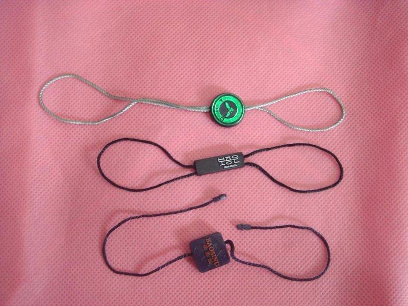 garment metal seal tag