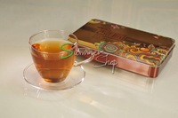 Чай Пуэр Gueryuan quality ripe puerh tuo tea, with gift box, sweet rice taste puer tuo tea