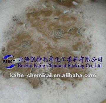Kaldnes bio filter media for koi pond, K-1 bio filter media