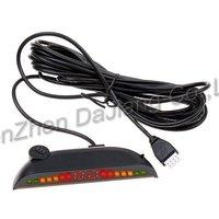Система помощи при парковке Car Parking sensor w/ Digital LED Display Parking Reverse Back up System Radar 4 Sensors/Heads Kit