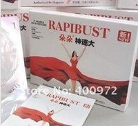 Товары для придания формы женской груди RAPIBUST cream for breast enlargement 7 boxes / lot China air mail 15-30 days delivery