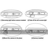 Система помощи при парковке RearView Car Camera Reverse For Hyundai Accent/ Elantra/Tucson/Veracruz/Borrego/KIA Sorento/Hyundai Terracan/Hyundai NF