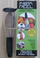 Нож для снятия цедры, кожуры Veggie Peel Insta peel with built as seen on tv