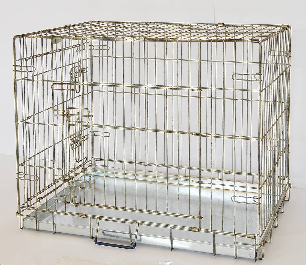 HHFY Stainless Steel Pet Cage for sale