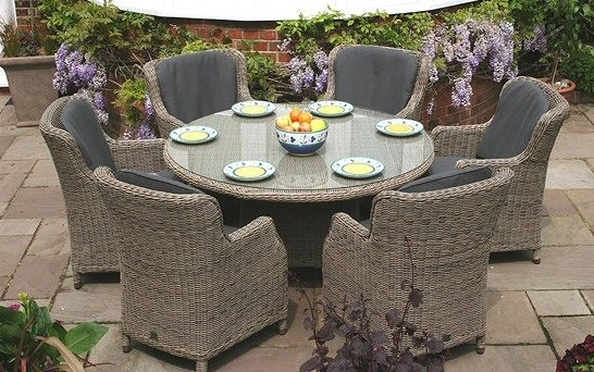 product detail all weather outdoor gray rattan round table bases for glass dining tops