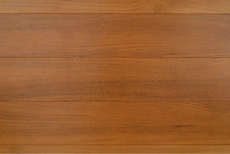 High Quality Burma Teak Smooth Solid Wood Flooring