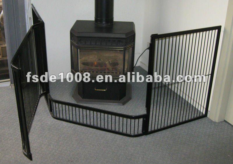 Child Guard Fire Safely Screem Fireplace Safely Frame